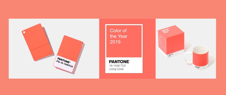 Living Coral. Il nuovo colore PANTONE 2019